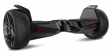Hoverboard Frontansicht f-cruiser
