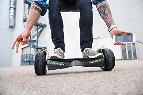 WheelHeels Hoverboard Beispiel