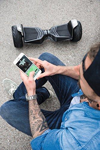 WheelHeels Hoverboard Smartphonebedienung