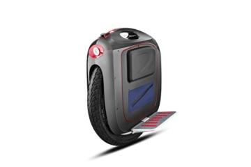 gotway elektrisches Einrad Fußflächen
