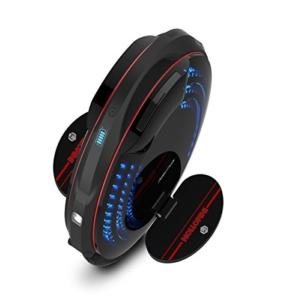 inmotion v8 elektro einrad Blau