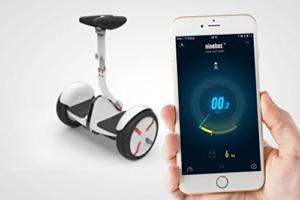ninebot segway steuerung per smartphone