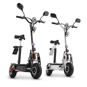 e-scooter elektro tretroller