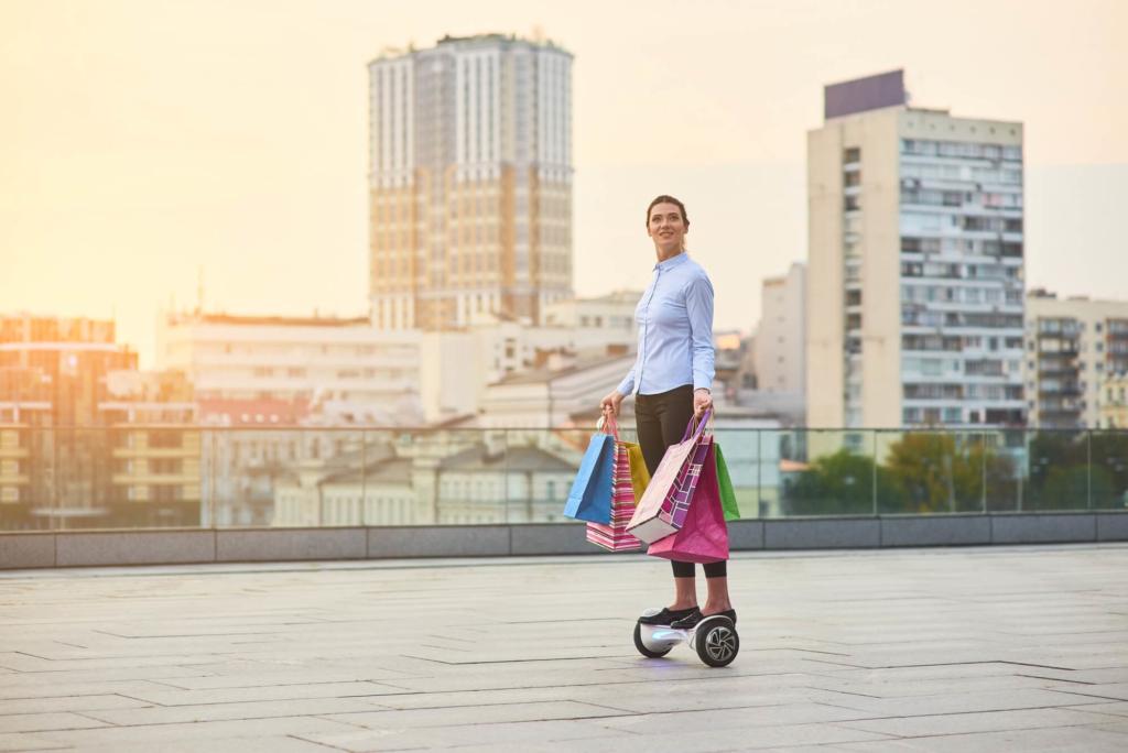 Das perfekte Hoverboard kaufen